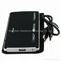"USB 2.0 Extenal HDD Enclosure 2.5"" Hard Disk"