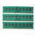 256MB-8GB DDR RAM memory module DDR&DDR2&DDR3 2GB Memory RAM  1