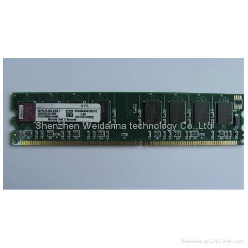 256MB-8GB DDR RAM memory module DDR&DDR2&DDR3 2GB Memory RAM  4