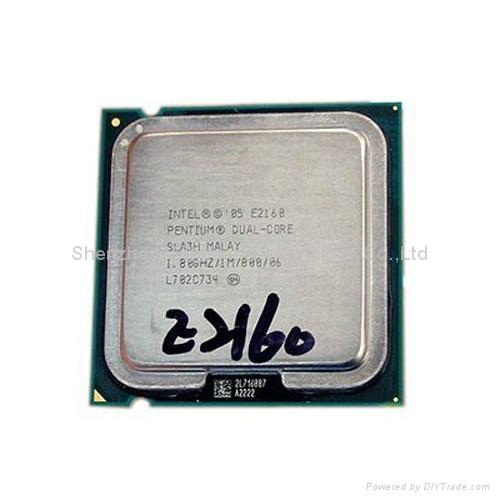 Desktop CPU Pentium Dual Core E2160 Processor 1