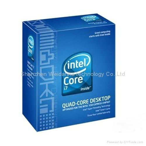Intel Core i7-950 Processor (8M Cache, 3.06 GHz, 4.80 GT/s Intel® QPI) CPU 1