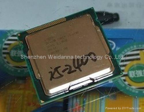 Intel i5-2400 CPU Processor for Desktop 3