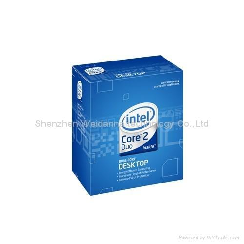 Intel Core 2 Duo E7500 2.93GHz L2 3MB Cache Processor 4