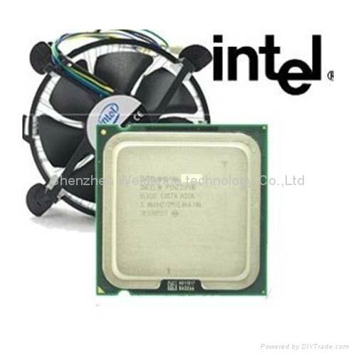 Intel Pentium Processor E5700 (2M Cache, 3.00 GHz, 800 MHz FSB) CPU 2