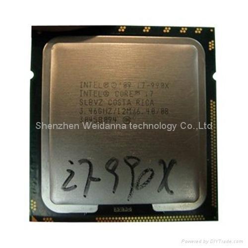 Intel Core i7-990X Processor Extreme Edition CPU 1