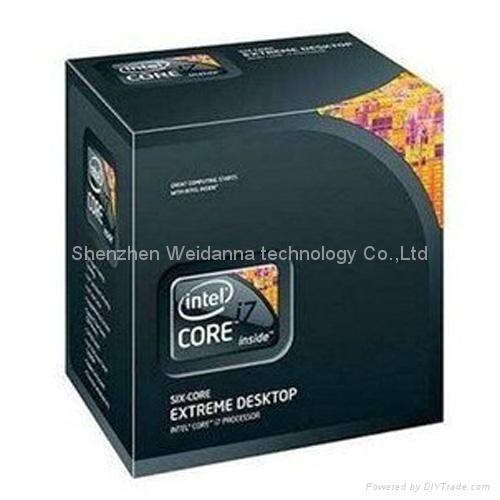 Intel Core i7-990X Processor Extreme Edition CPU 3