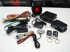 Sell PKE smart button Car alarm