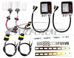 Car Xenon light, HID conversion kits