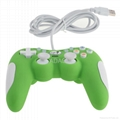 USB PC Dual Vibration Game Controller