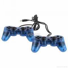 USB Twin Vibration Joypad