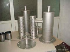 Niobium Furnace Parts