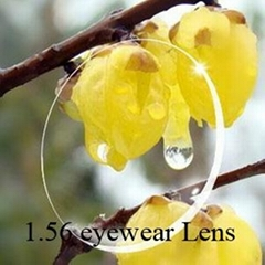 1.56 index Optical Eyewear Resin Lenses