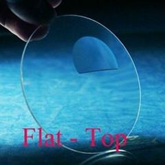 index 1.56  flat-top bifocal plastic Lenses