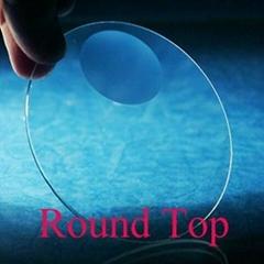 index 1.56 round-top bifocal plastic Lenses