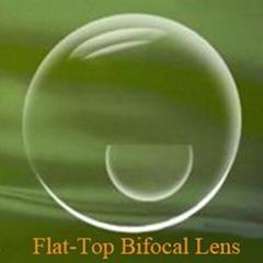 CR39 1.49 Flat-Top Bifocal Resin Lens