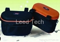 speaker bag with built in mp3 player