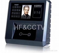 face recognition FR628 time attendance