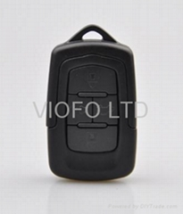 Built-in 8GB HD 1080P IR Car Key KeyChain Camera Night Vision