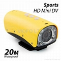 RD32 HD 720P 30fps Waterproof Sport