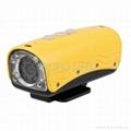 RD32 HD 720P 30fps Waterproof Sport Action Camera 2