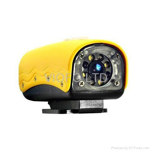 RD32 HD 720P 30fps Waterproof Sport Action Camera 3
