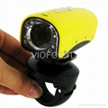 RD32 HD 720P 30fps Waterproof Sport Action Camera 5
