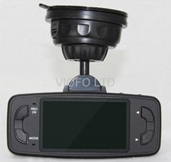 GS9000 Car DVR Video Recorder Dash