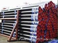 ASTM 106 Gr.B/API 5L Steel Pipe