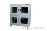 LED封装存储防静电防潮箱