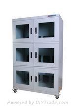 液晶存储全自动防静电氮气柜