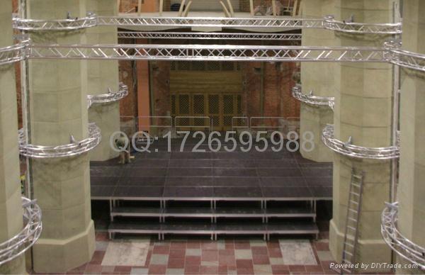 方柱舞台 2