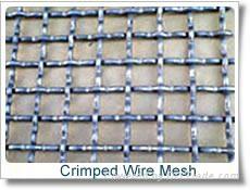 Crimped Wire Mesh  4