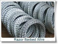 Razor Barbed Wire Factory 3