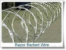 Razor Barbed Wire Factory 5