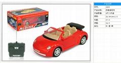 无线遥控玩具车