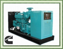 original America Cummins 200kw diesel generator set
