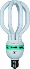 Large power lotus CFL