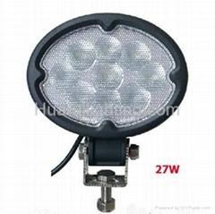 新款27W LED工作灯