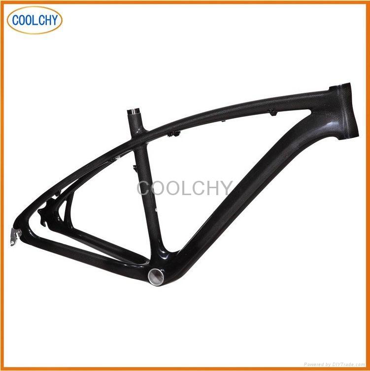 Full Carbon Fibre MTB Frame 1