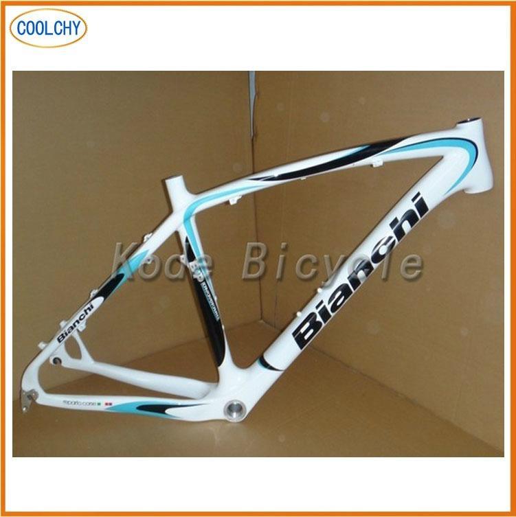 Carbon Fibre Mountain Bike Fram 1