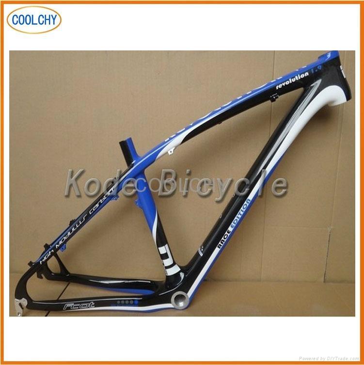 Full Carbon Mountain Bike Frame  1