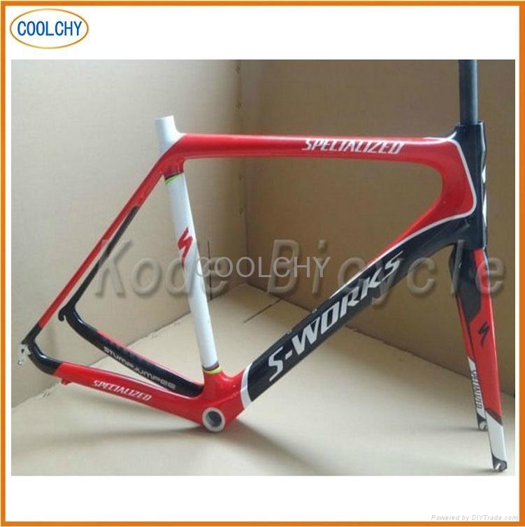 Road Bike Frame 1