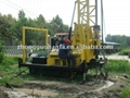 HFD-3 crawler water well drilling rig