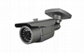 Color CCD Weatherproof IR Camera