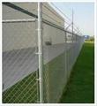 护栏用勾花网