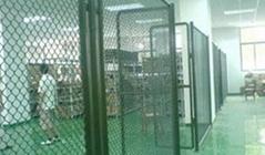 直销体育场用勾花护栏网