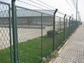 供应钢板护栏网隔离栅