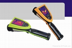 TI384 handheld infrared thermal imaging camera similar as FLIR high definition