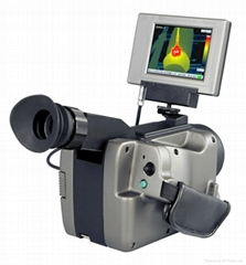 DL700E+1 600 degree 384X288 pixels high definition infrared thermal imager