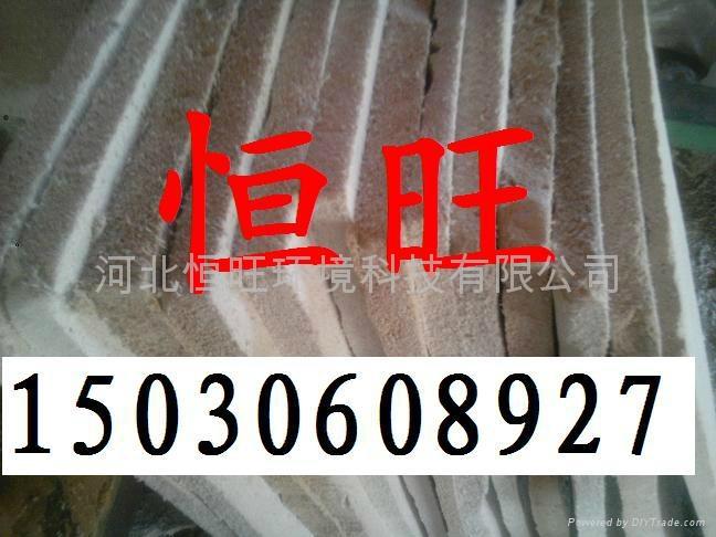 复合硅酸盐隔热卷毡 1